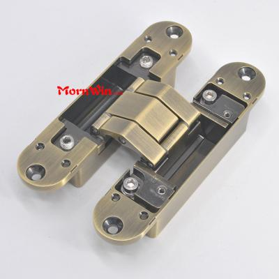 140mm Antique brass 180 degree Zinc alloy hinges