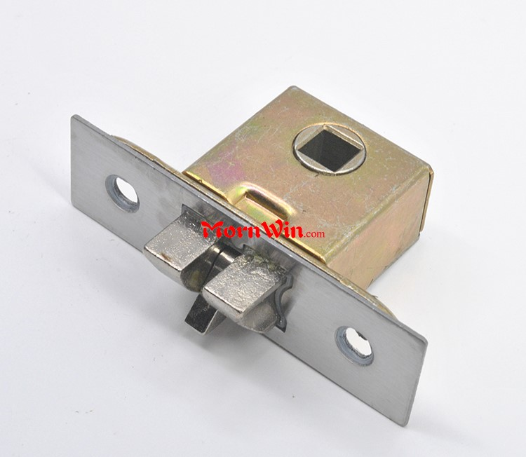 25mm Steel Shell Tubular Mortice Door Latch