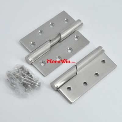 4 inch Stainless steel rising butt hinges for wooden door