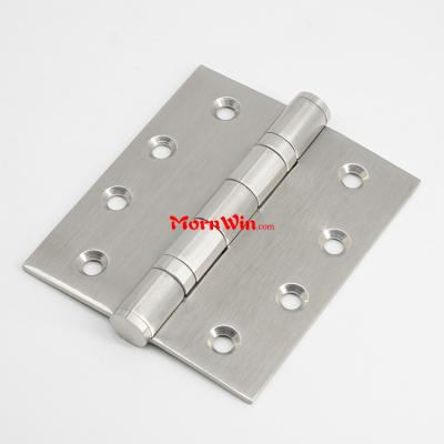 4 inch ball bearing stainless steel wooden door hinge