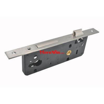 4085 security door two sides mortise lock body set