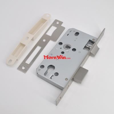 5572 Stainless Steel Euro Profile mortise lock body 7255