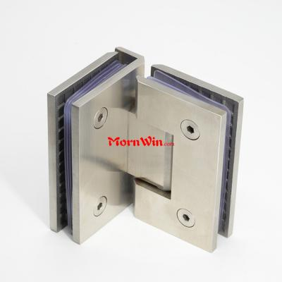 90 Degrees Double Opening Shower Glass Door Hinge