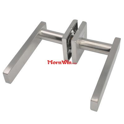 American Modern Style Square Round Front Door Handle