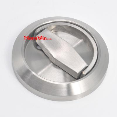 Best quality round recessed cabinet cup ring door handle