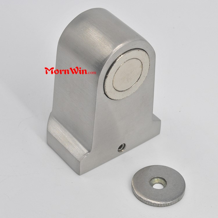 Fancy draft magnetic catch cast stainless steel decorative door stopper
