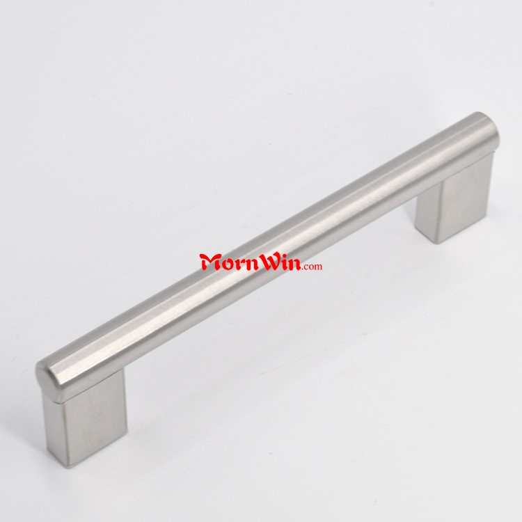 Hollow pull knob T bar handle cabinet wardrobe handle furniture Stainless Steel handle