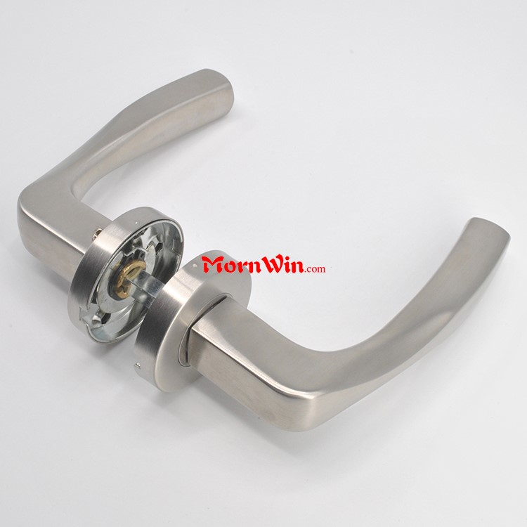 MornWin Hardware Germany style Stainless Steel Door Handle