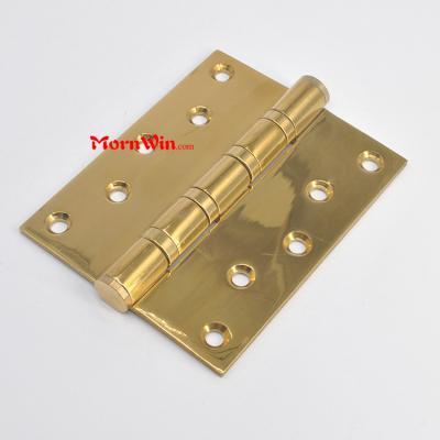 Polished PVD 5 Inch Ball Bearing stainless steel 304 Door Hinge