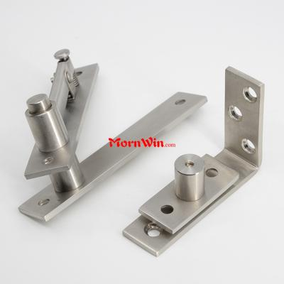 Stainless steel 360 degree hidden revolving hinges