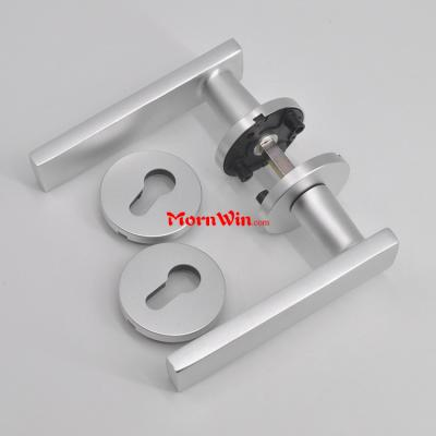 Wholesale Square shape economy aluminium door handle