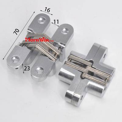 small soss zinc alloy concealed hinge for wood door Folding Table