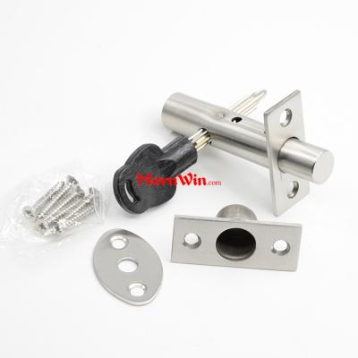 stainless steel tube Well Lock types of door locks for Home Security